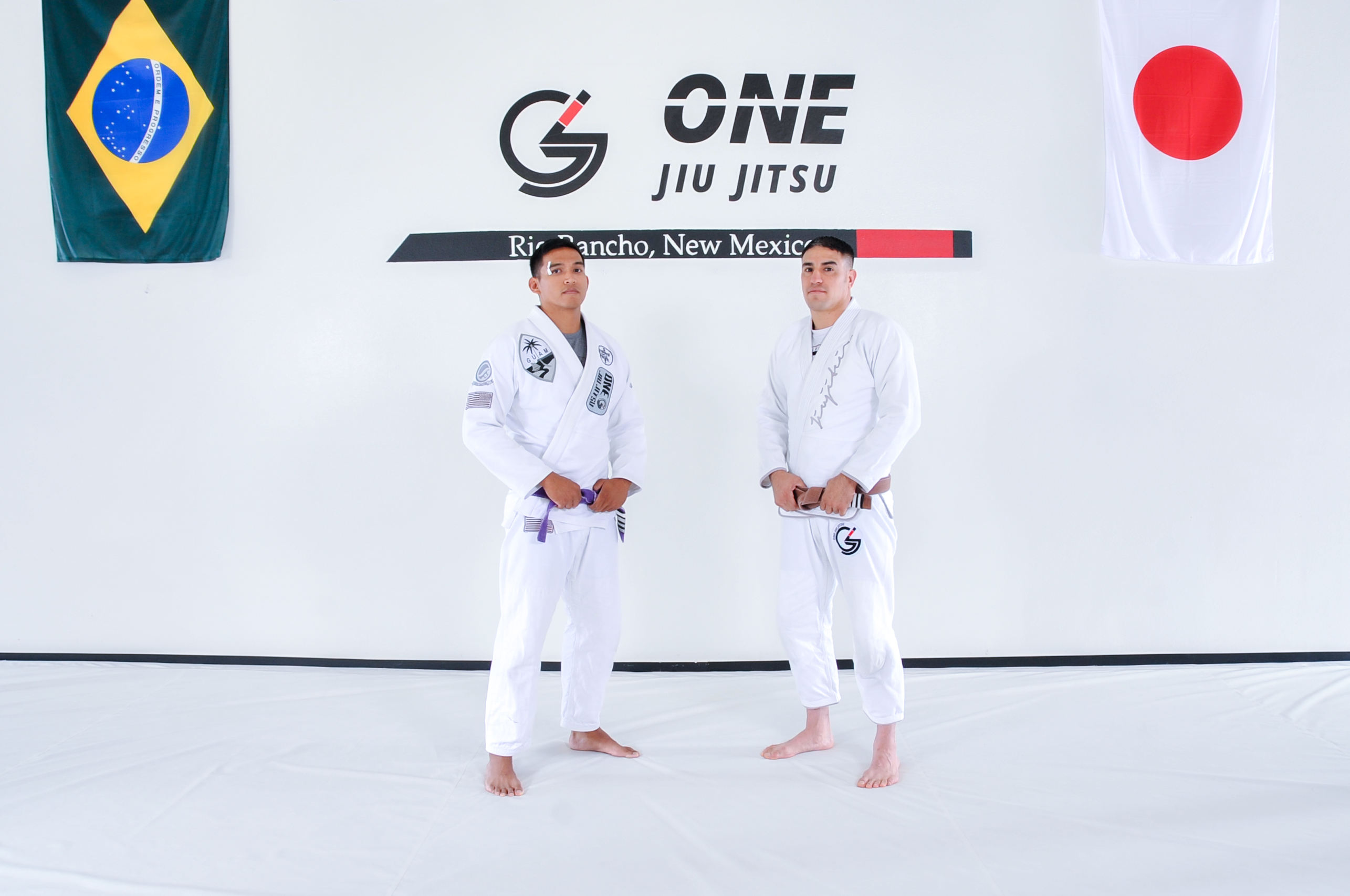 One Jiu Jitsu New Mexico About